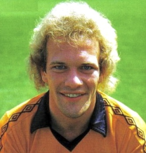 Andy Gray Horror Hair